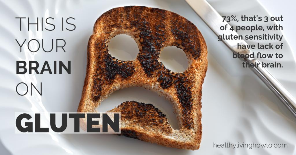 gluten sensitivity and your brain health health gluten, glutenyour brain on gluten healthylivinghowto com_