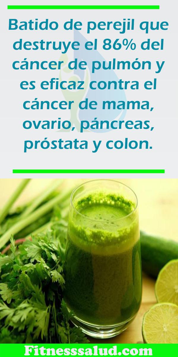 remedios caseros para cancer en la prostata