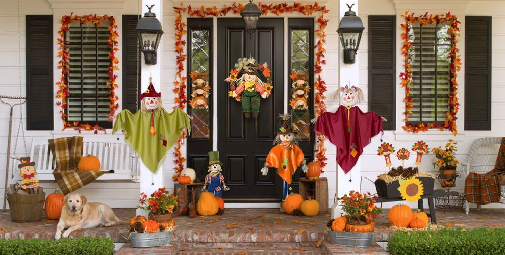 Thanksgiving Outdoor Decorations - Thanksgiving Outdoor Decorations Autumn Things Pinterest