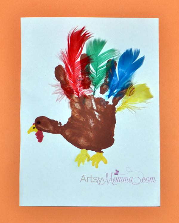 Thanksgiving Crafts For Toddlers Part - 34: 5 Fun And Easy Thanksgiving Crafts For Kids