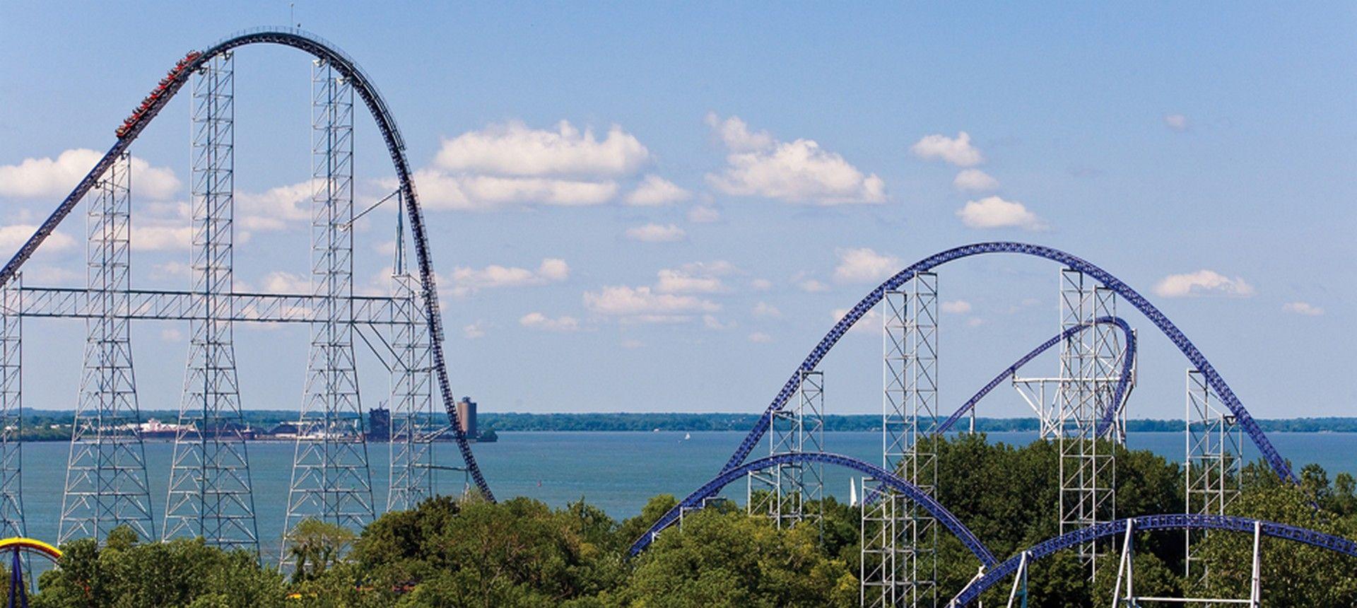 Hd Cedar Point Wallpaper Cedar Point Amusement Park Cedar Point Roller Coaster