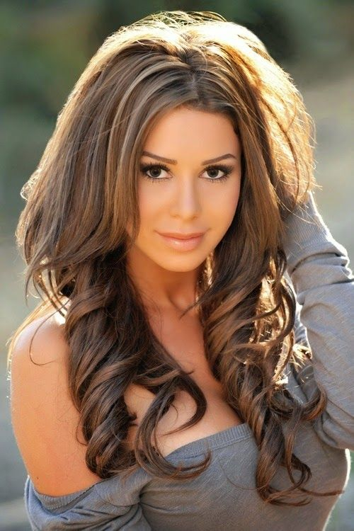4 stunning highlights for dark brown hair 2014 hairstyles hair 4 stunning highlights for dark brown hair 2014 hairstyles hair color for long medium short hair pmusecretfo Image collections