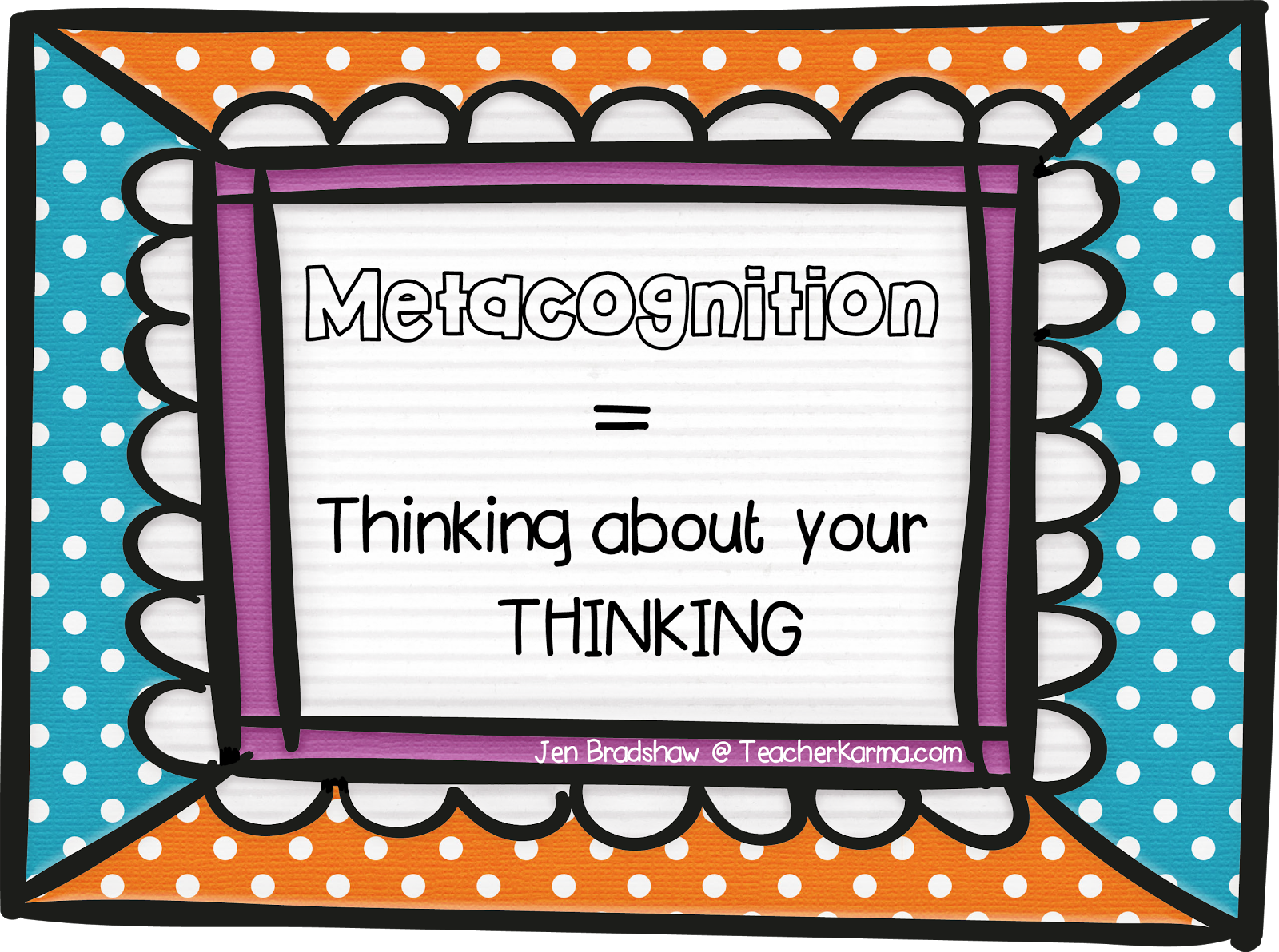 Teaching Metacognition 4 Steps To Becoming An Expert