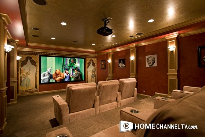 Love this home theater room! More ideas here: //www ... Home Theater Design Ideas Html on wine cellar design ideas, camera design ideas, home cinema, speaker design ideas, media room design ideas, security design ideas, education design ideas, pool table design ideas, affordable home ideas, whole house design ideas, home entertainment, bar design ideas, internet design ideas, home audio design ideas, bedroom design ideas, nyc art studio design ideas, school classroom design ideas, family room design ideas, two-story great room design ideas, surround sound design ideas,