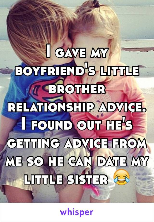 Dating my brother's wife's sister
