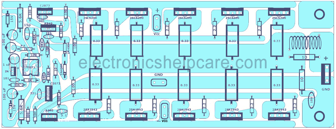 1000 watts amplifier circuit diagram pdf   circuit diagram, electrical circuit  diagram, audio amplifier  pinterest