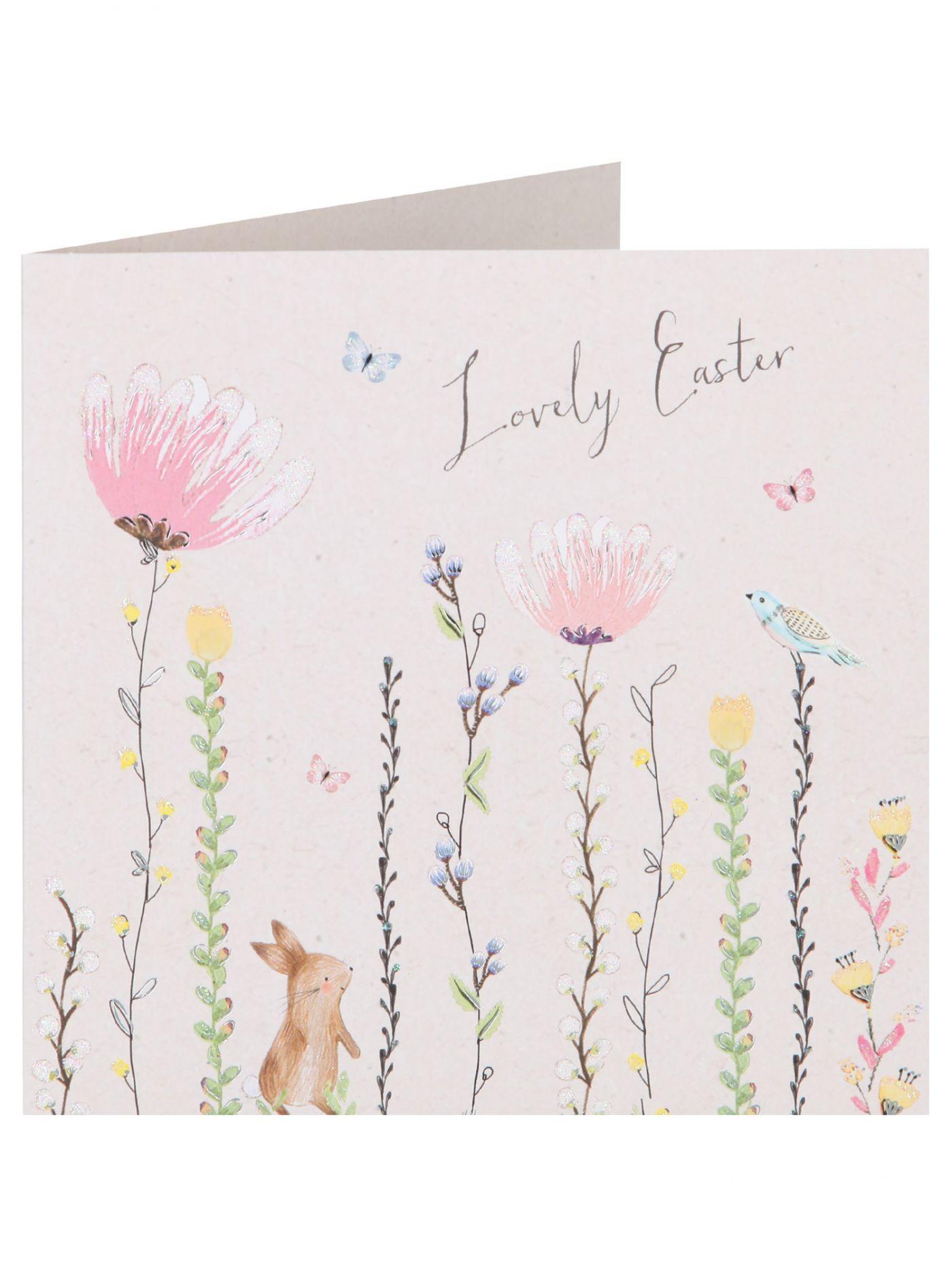 A La Mode Lovely Easter Card