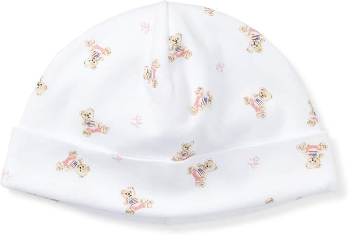 0ca7b9e8 Ralph Lauren Polo Bear Cotton Hat | Products | Cotton hat, Hats ...