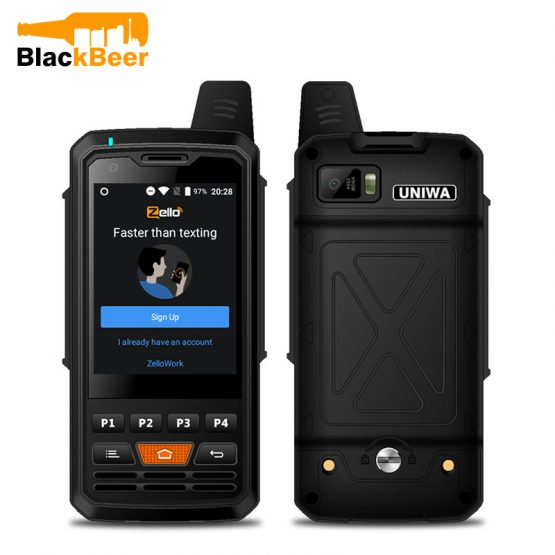 UNIWA Alps F50 2.8 Inch Cellphone 2G/3G/4G Zello Walkie