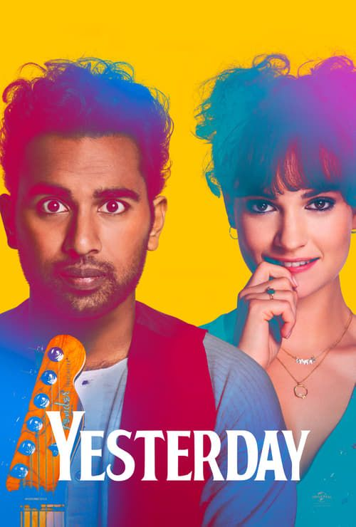 Yesterday Film Complet En Streaming Vf Stream Complet Gratis Yesterday Movie The Beatles Lily James
