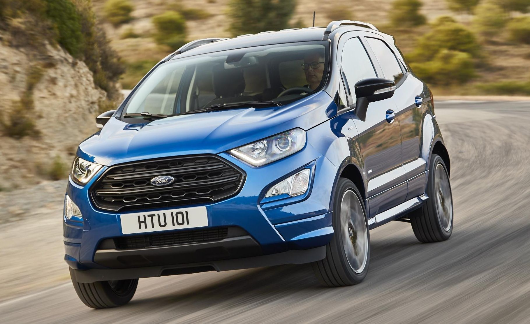 Ford Ecosport Facelift Europe Gets St Line New 1 5l Ecoblue Diesel And Awd No Longer Made In India Ford Ecosport Ford Car Ford