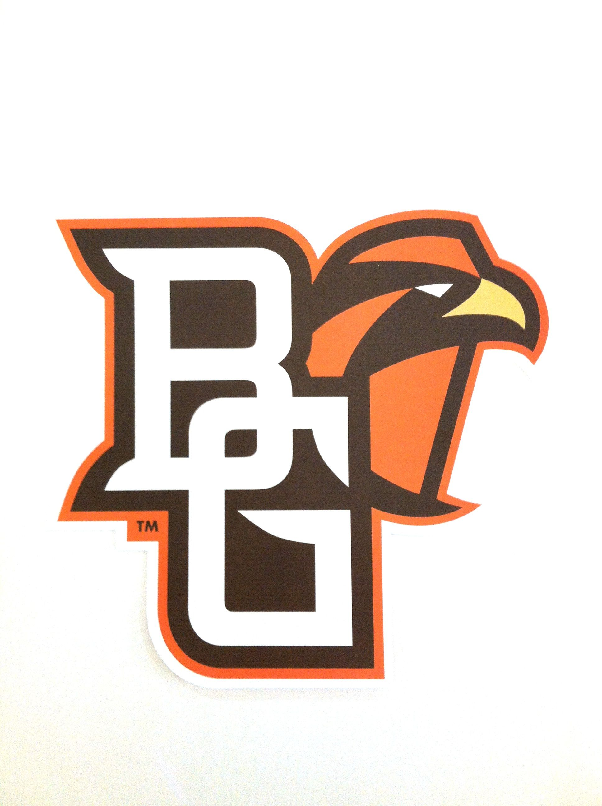 Can't find your BGSU logo? Print this one off!   College logo, Grad party theme, Bowling