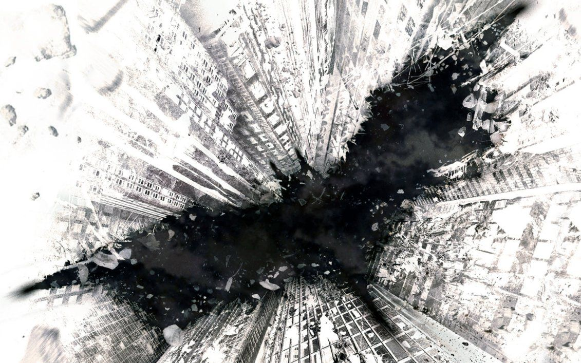 Dark Knight Rises Art