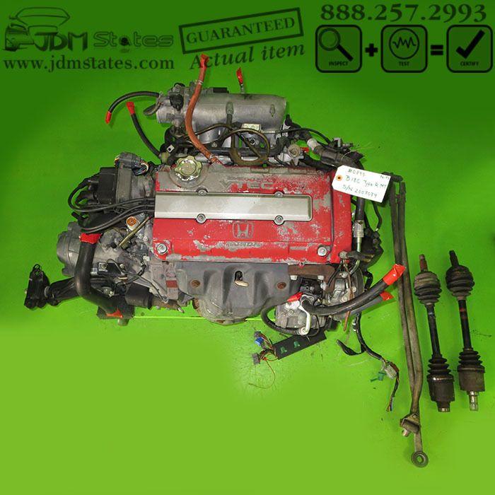 JDM HONDA INTEGRA B18C TYPE-R 1.8L DOHC VTEC ENGINE