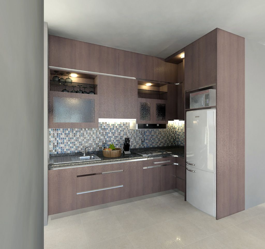 Design Kitchen Set Minimalis Modern Harga 70 Model Gambar Kitchen Set Minimalis Memiliki Dapur