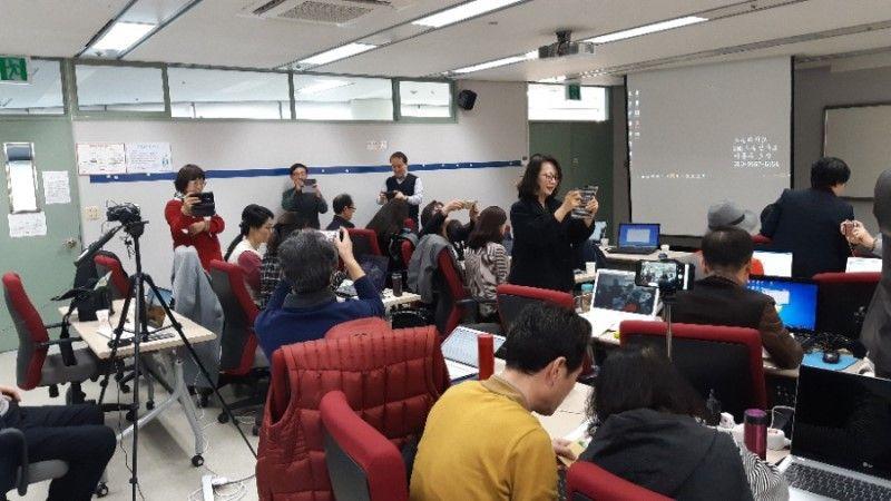 전국스마트폰활용지도사 2회 워크샵 1인미디어교육전문가 스마트폰강사 이태영감독 네이버 블로그
