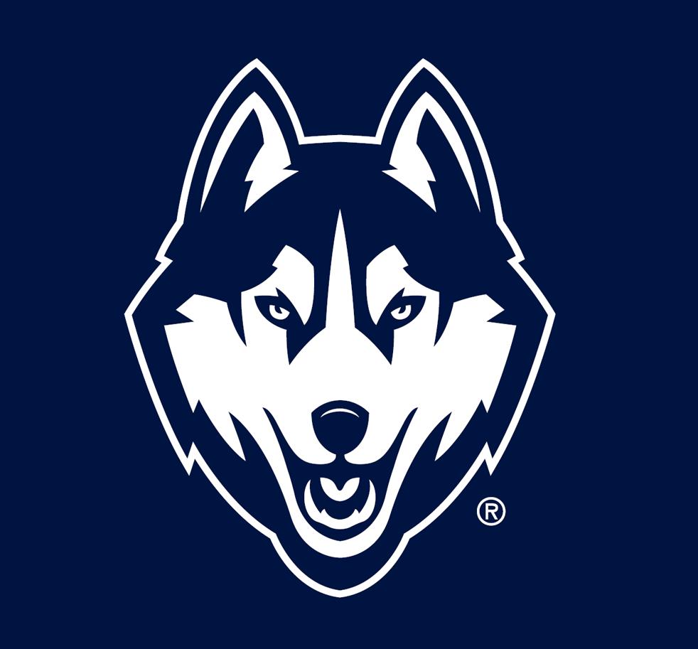 Uconn Huskies Partial Logo Ncaa Division I U Z Ncaa U Z