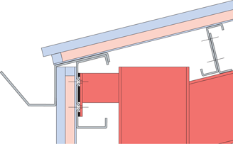 Gutter Details Container House Design Container House House Design