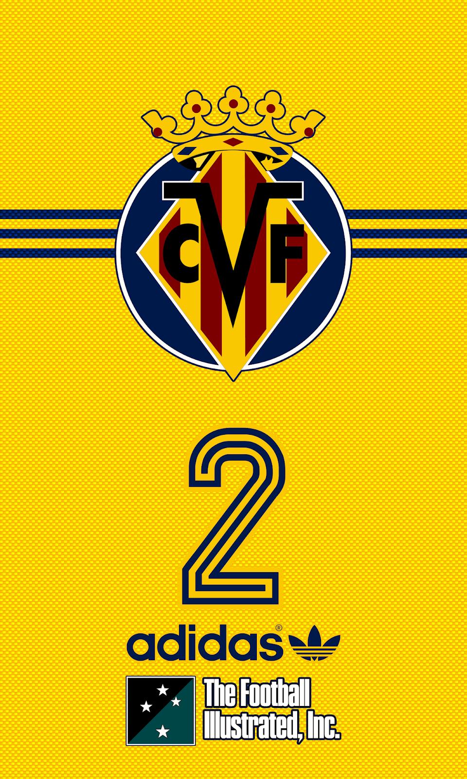 Villarreal wallpaper.   Villarreal cf, Football wallpaper, Football kits