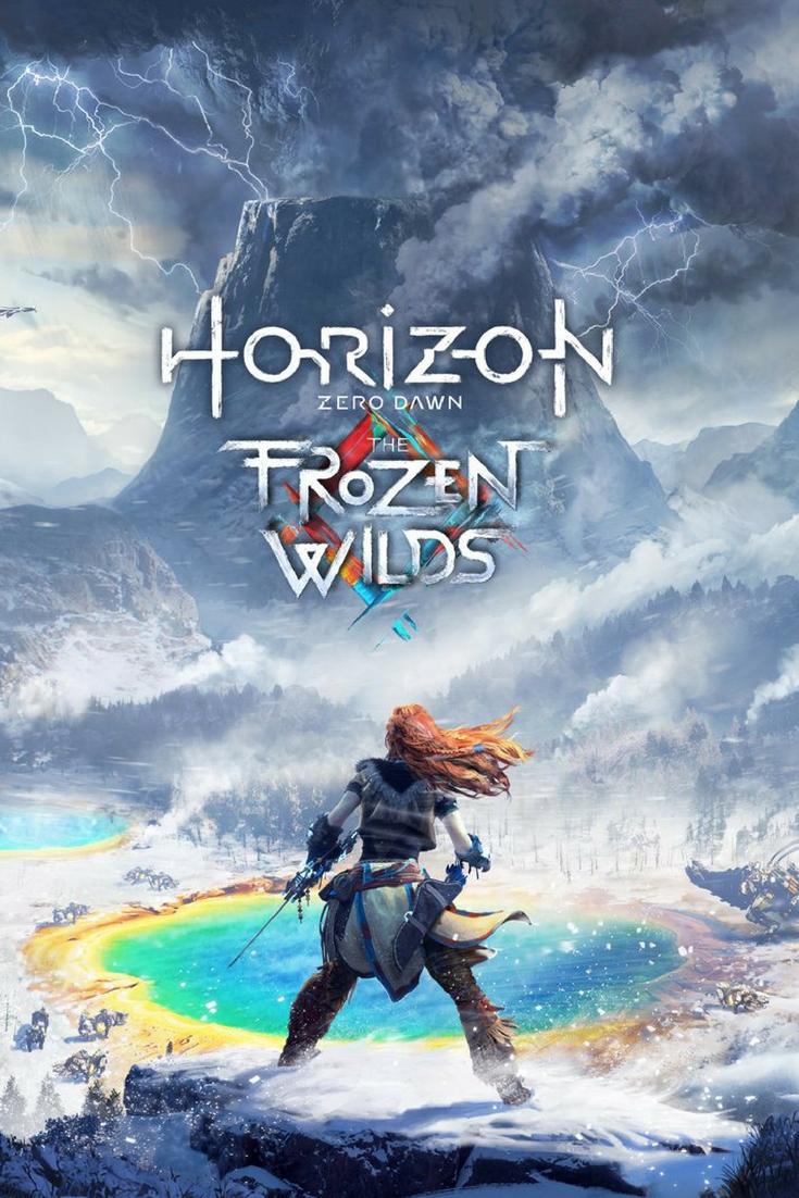 The Frozen Wilds, DLC de Horizon Zero Dawn, ganha data de lançamento