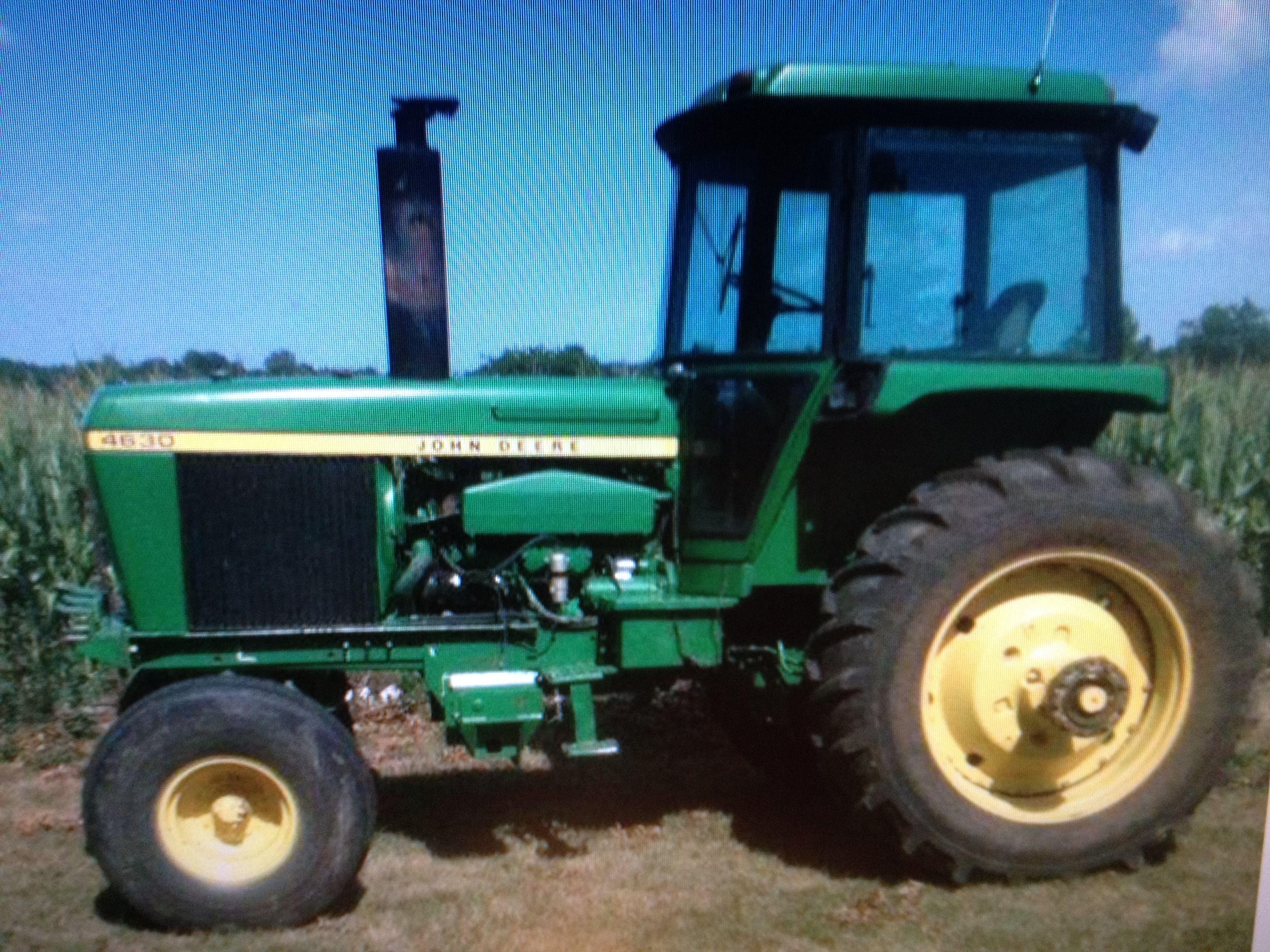 Our John Deere 4630