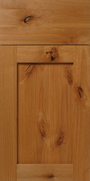 Rustic Knotty Alder Shaker Cabinet Door Walzcraft Can Be Made To Custom Sizes For Ikea