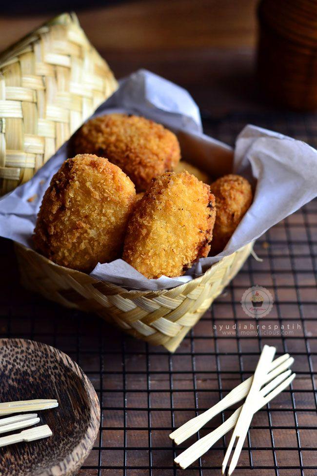 Peuyeum Goreng A La Katsu Makanan Resep Masakan Indonesia Resep