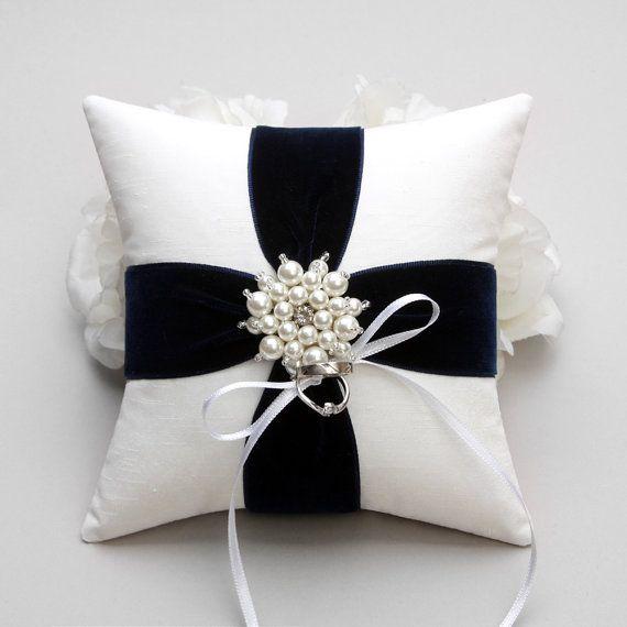 Handmade Wedding Ring Pillows
