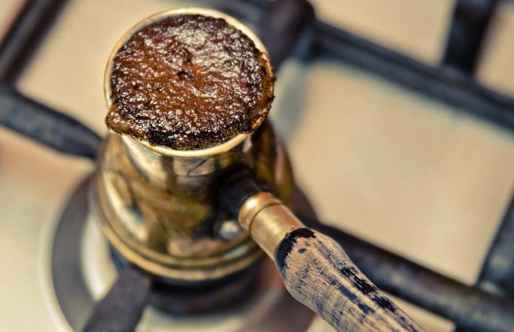 how to make black coffee less bitter