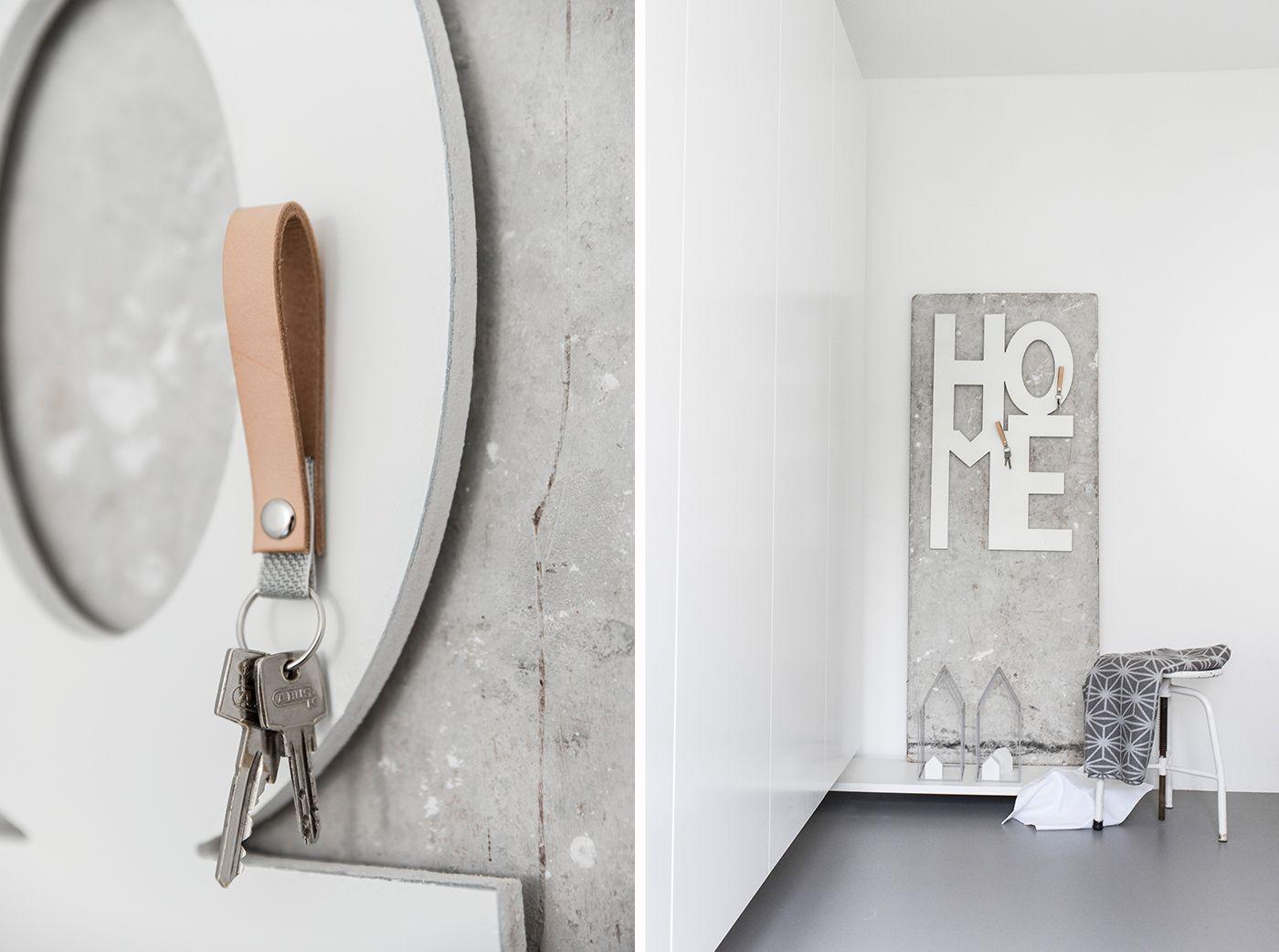 schlüsselbrett selber machen. | craft ideas | pinterest