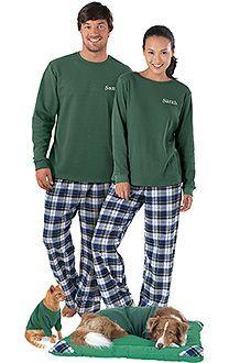 70f3062790 His & Hers Pajama Sets - Couples pajamas | PajamaGram | Amie ...