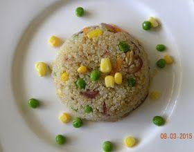 Square Meals: Quinoa Pulav