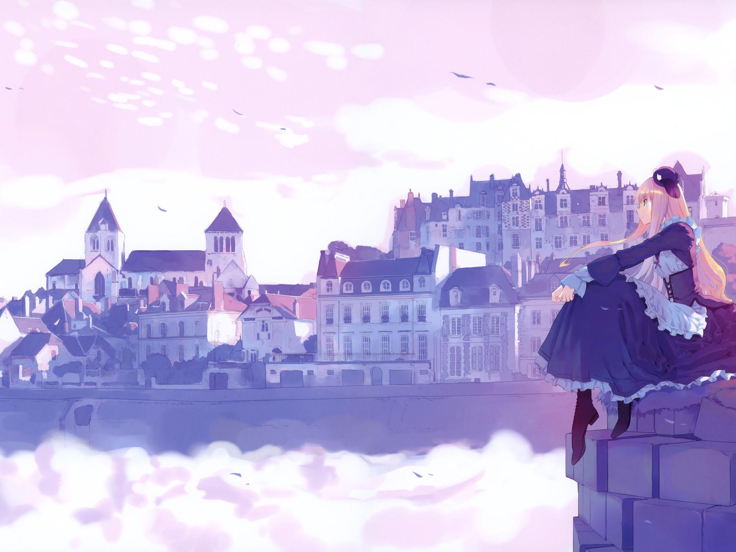 Pin By James Edward Mcdonald On Anime Stuff Style Anime Scenery