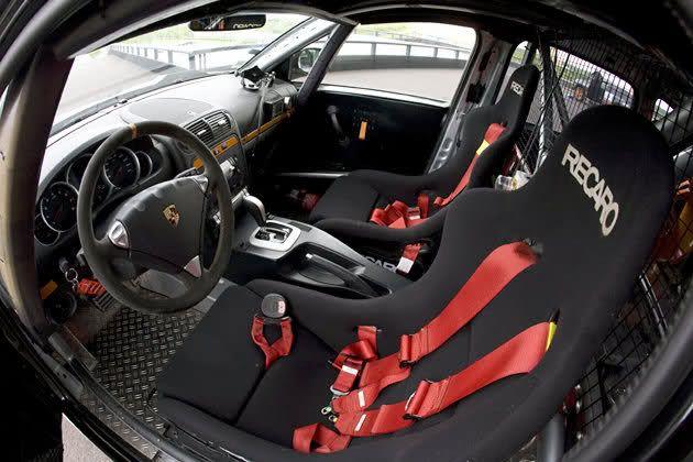 Vwvortex Paris 2008 2010 Porsche Cayenne S Transsyberia