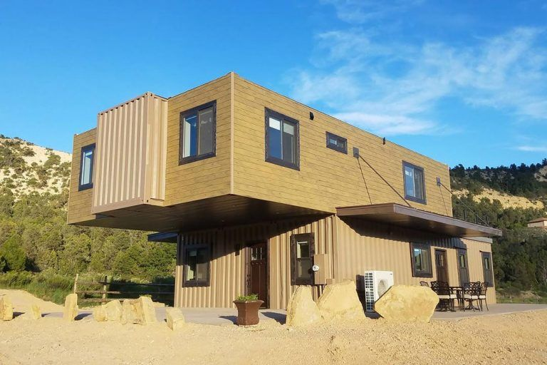 14 Best Most Unique Utah Airbnb Rentals Territory Supply Container House Shipping Container House Shipping Container