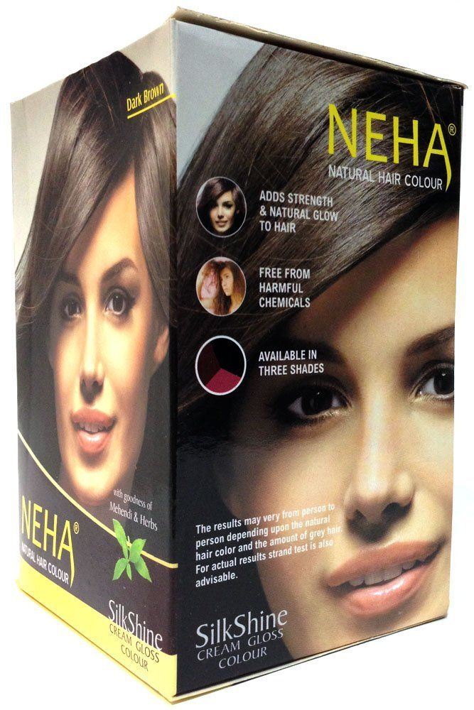 Neha Natural Hair Color Free From Harmful Chemicals And No Side