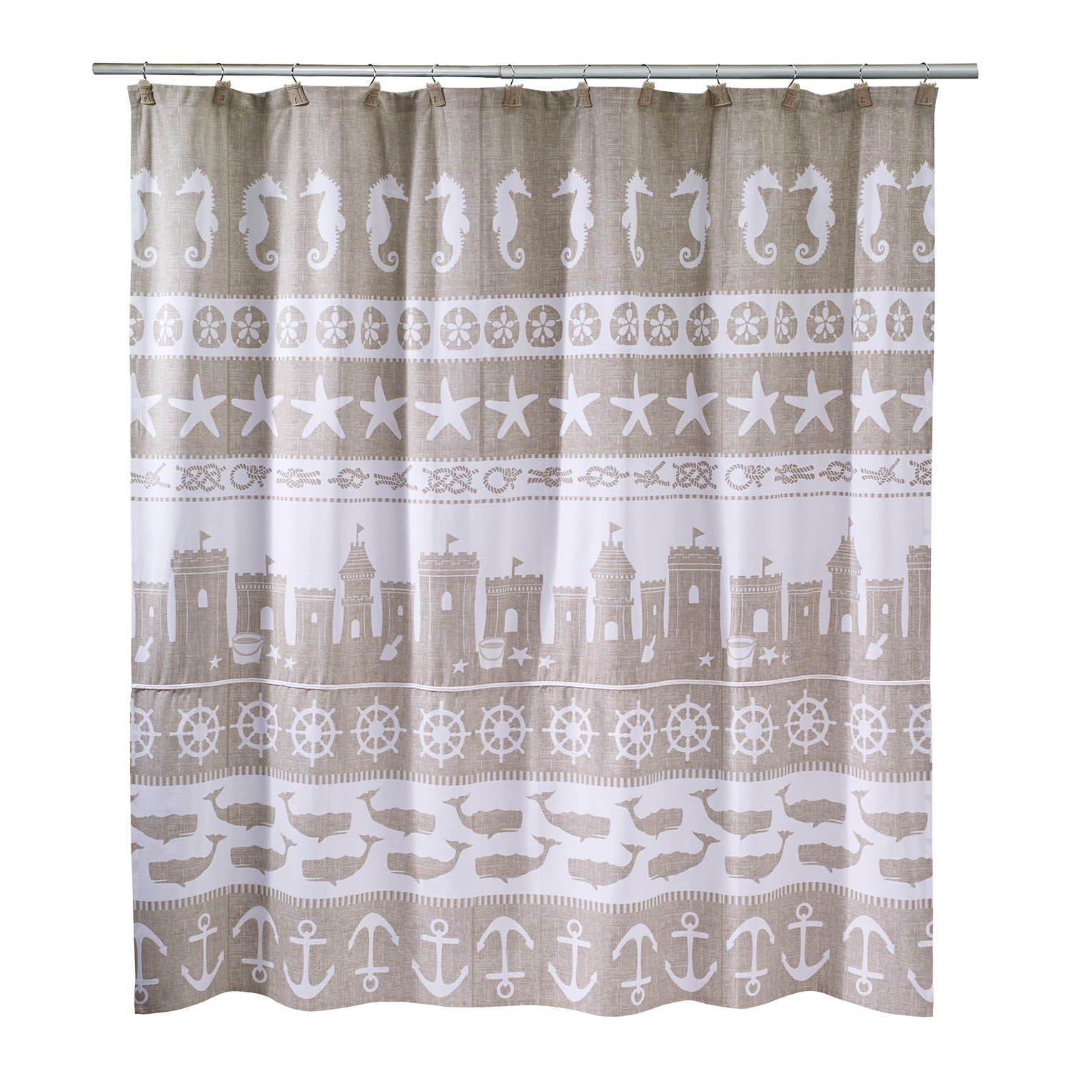 Sea And Sand Shower Curtain Products Jpg 1500x1500 Anthropologies Tender Falls