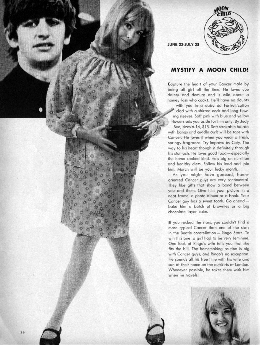 Teen - January, 1967