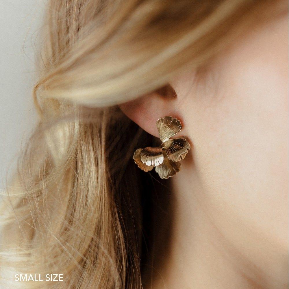Laine Boucles d/'oreilles argent boucles d/'oreilles Bijoux Funky argent Boucle d/'oreille nouveau boucles d/'oreilles