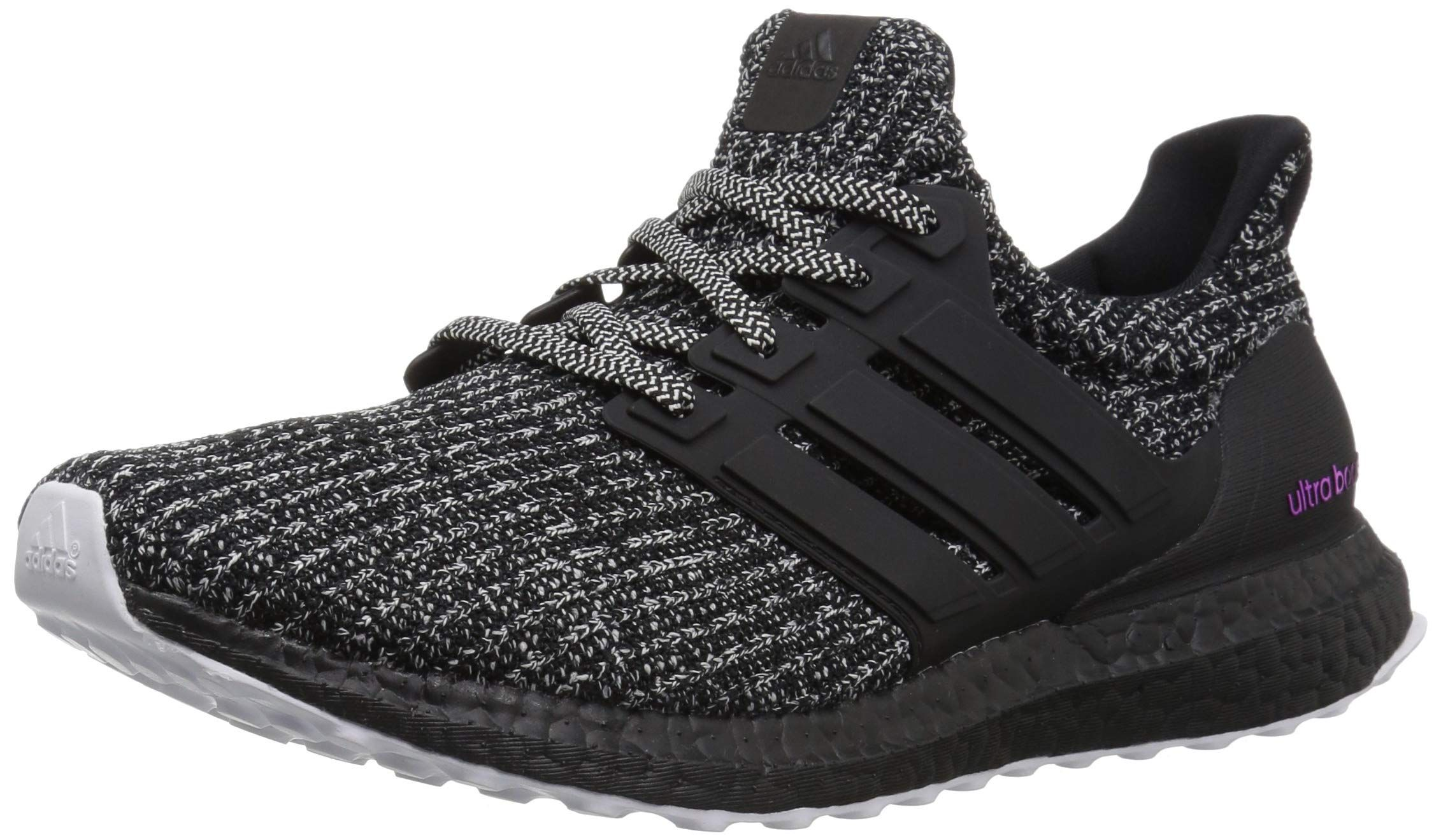 cheaper 44812 59677 adidas Mens Ultraboost Running Shoe Cloud White Black Shock Pink 10 M US    Want additional info  Click on the image-affiliate link.