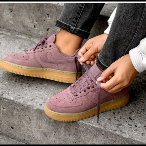 Nike Shoes | Nike Air Force 1, 40 Fits Like 39.5 Us Womens ...