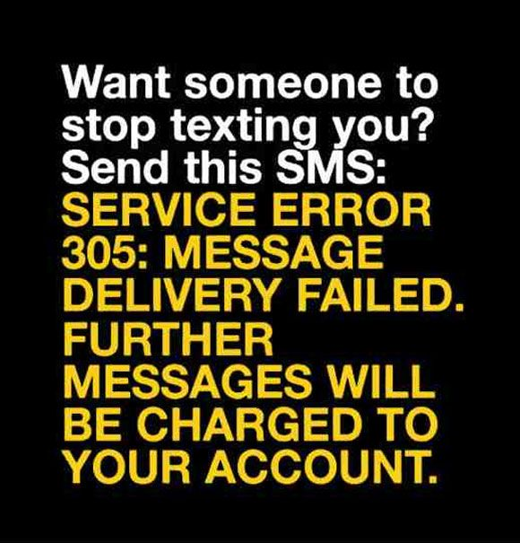 How To Stop Someone From Texting You | MakeUseOf Geeky Fun