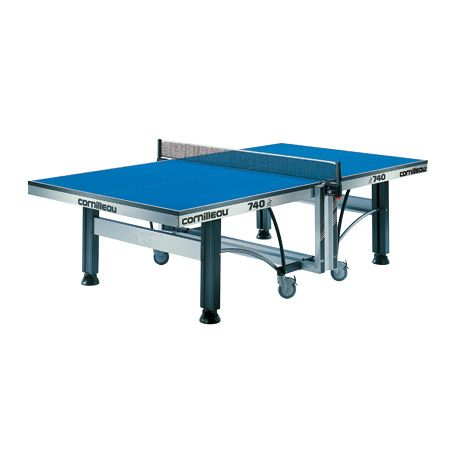 Cornilleau Competition 740 Indoor Table Tennis Blue Color Top