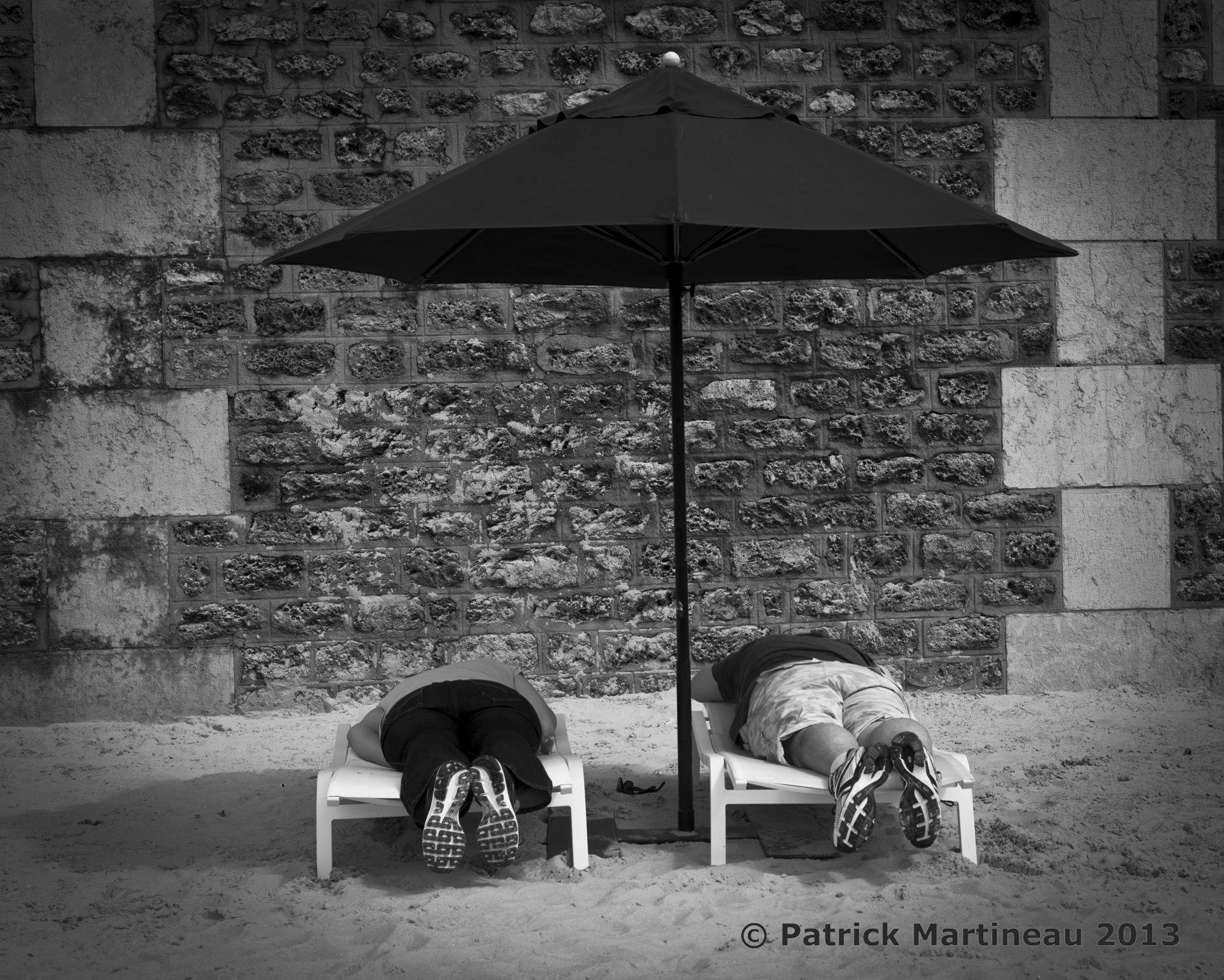 Paris Plages - © Patrick Martineau