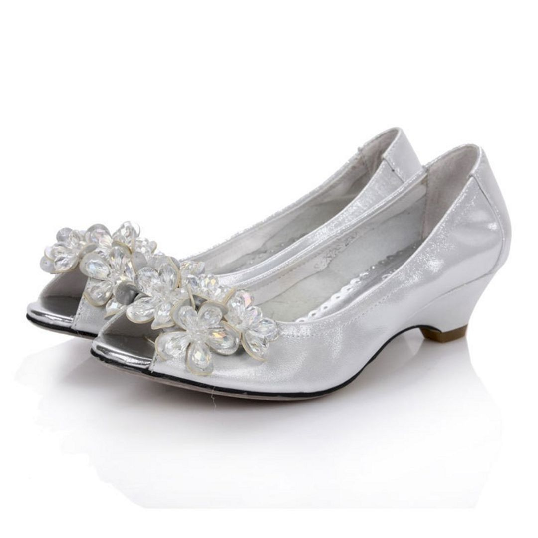 Best 45+ Comfortable Low Heels Shoe Ideas To Wear At Your Wedding ...