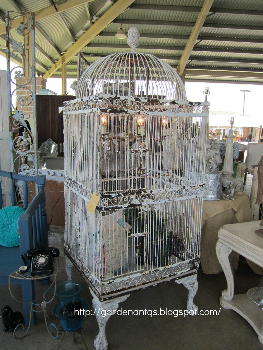 Great birdcage for little finches