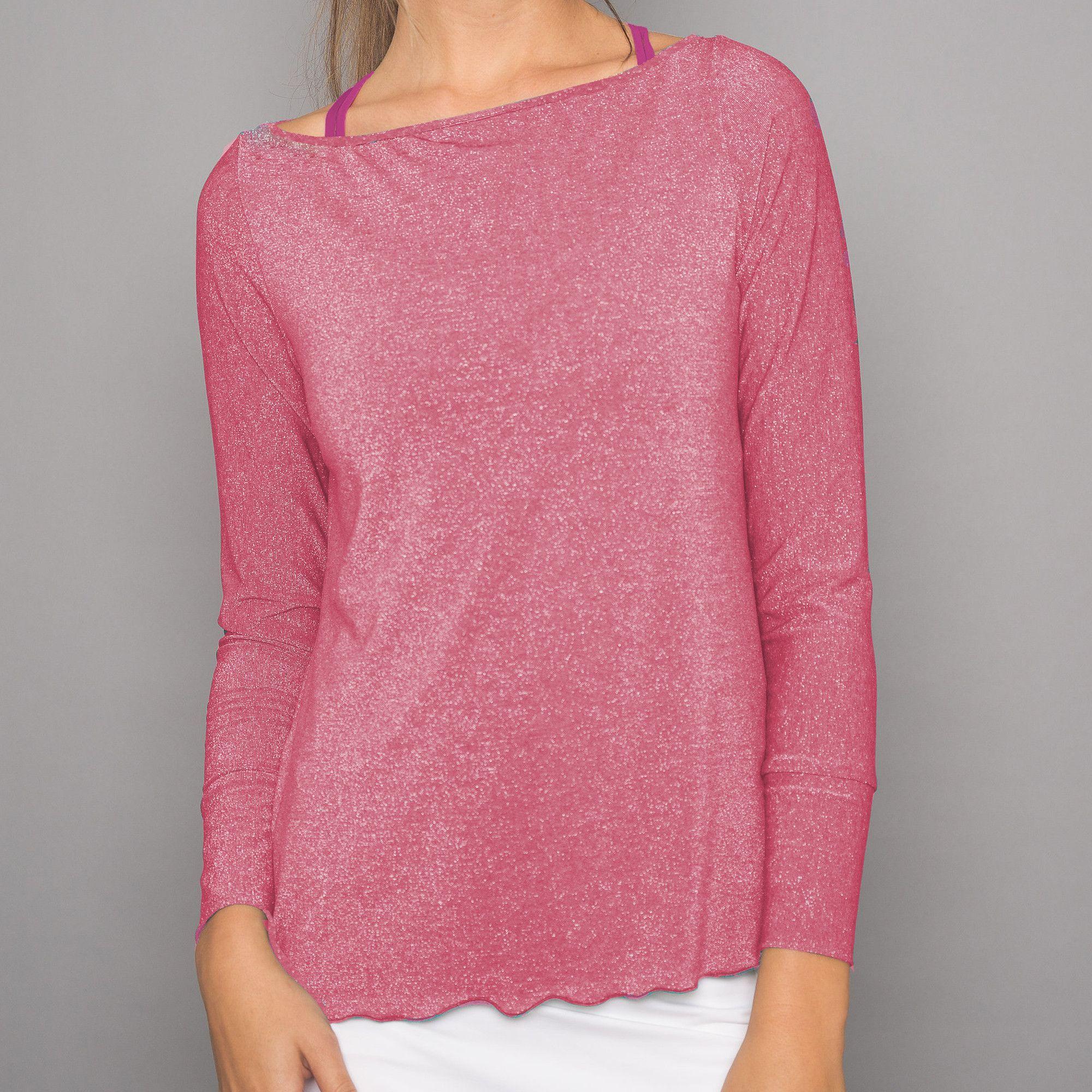 Sienna Boat-neck Pullover