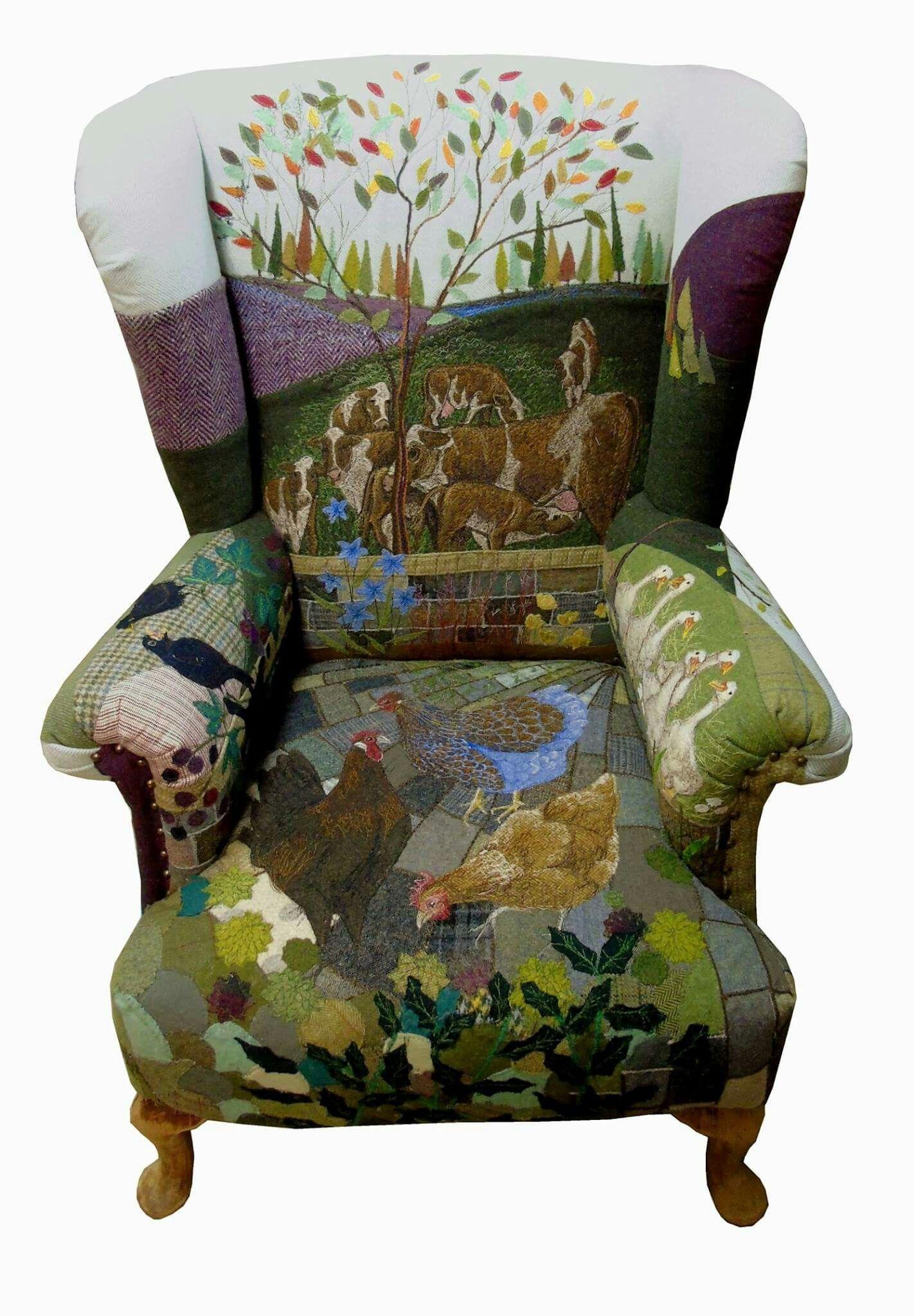 Pin von Rachel Brown auf unique furniture | Pinterest | Sessel, Haus ...