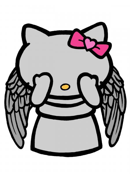 Hello Whello Wgo To Www Bing Com: Doctor Who/ Hello Kitty