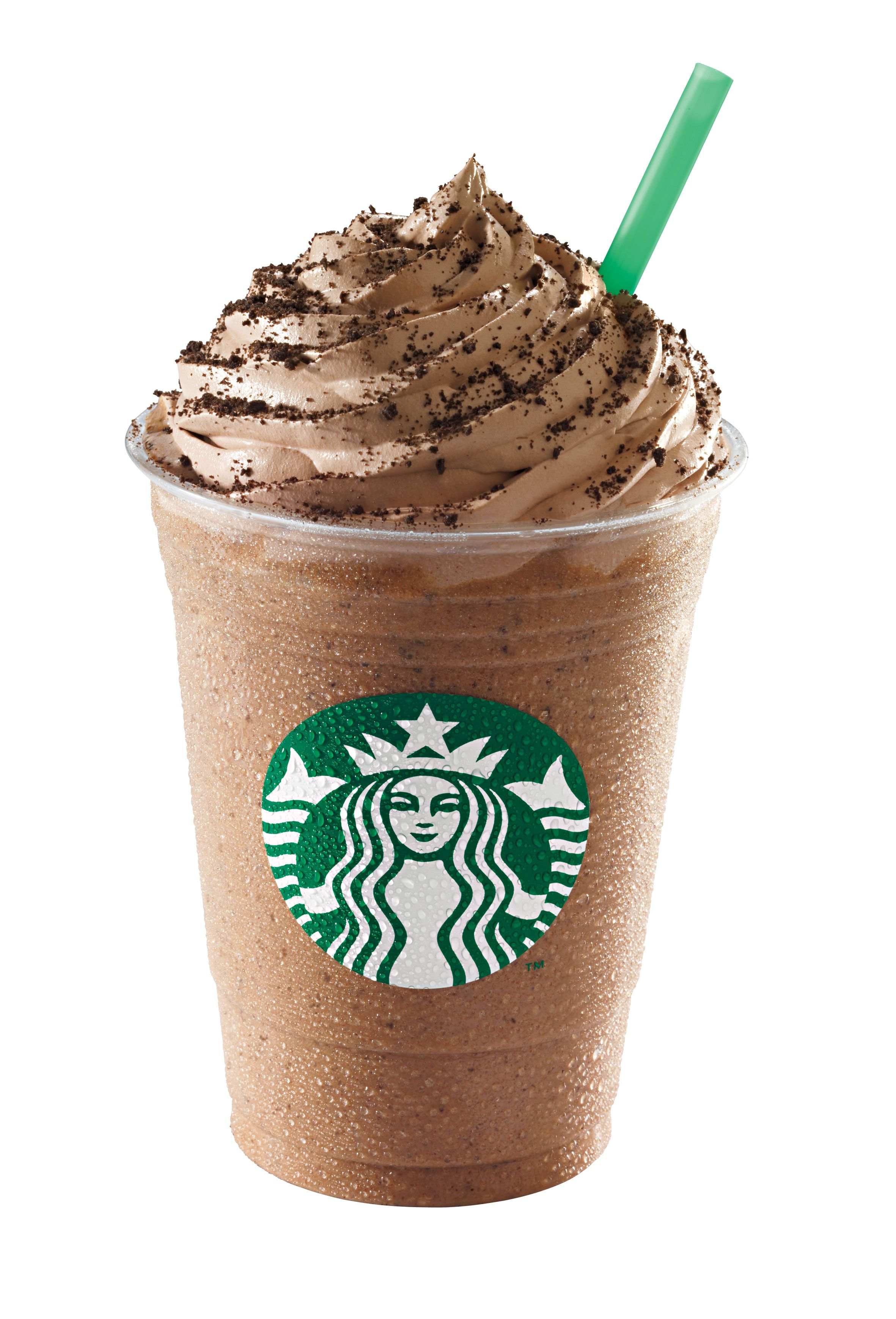 Mocha Cookie Crumble | Starbucks @ Gallery Plaza | Pinterest | San ...
